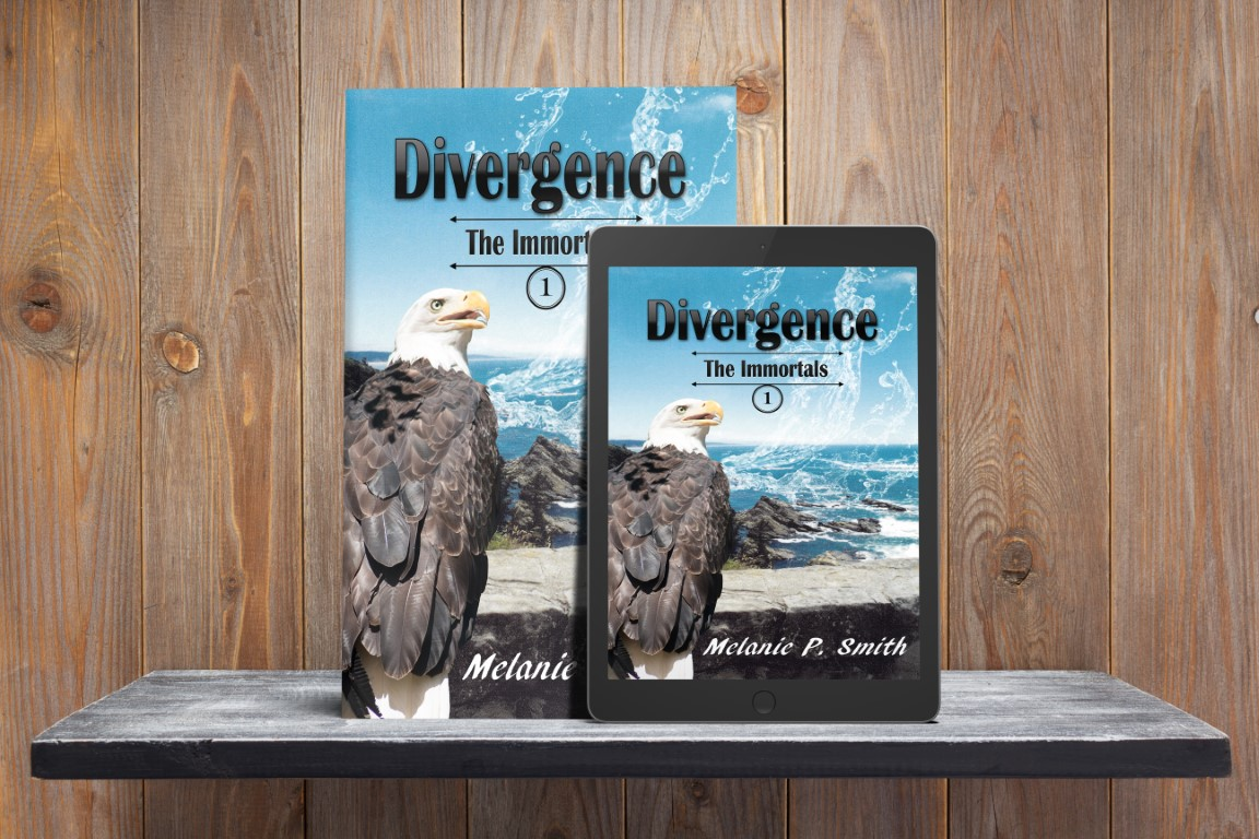 Divergence | The Immortals Trilogy